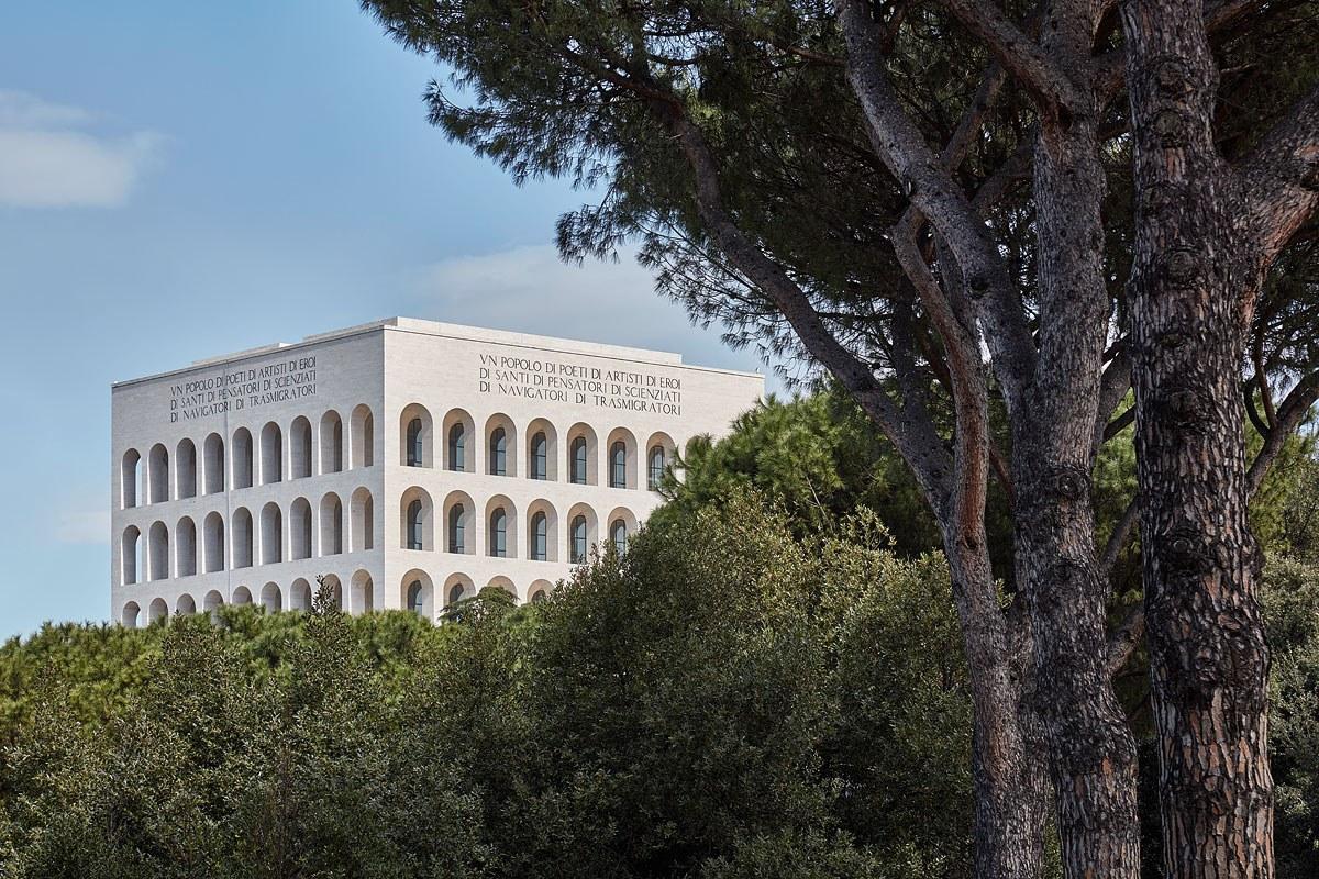 Palazzo Della Civilta Italiana 02