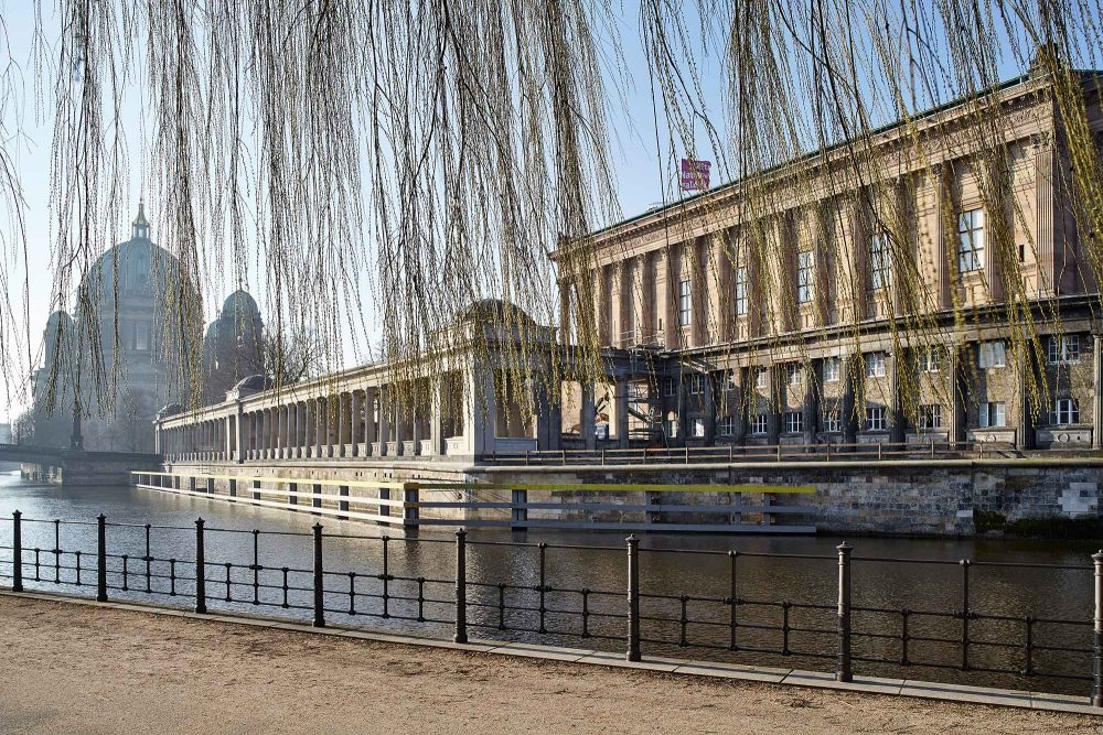 Berliner Dom, Alte Nationalgalerie