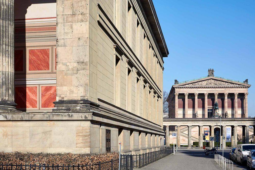 Altes Museum und Alte Nationalgalerie