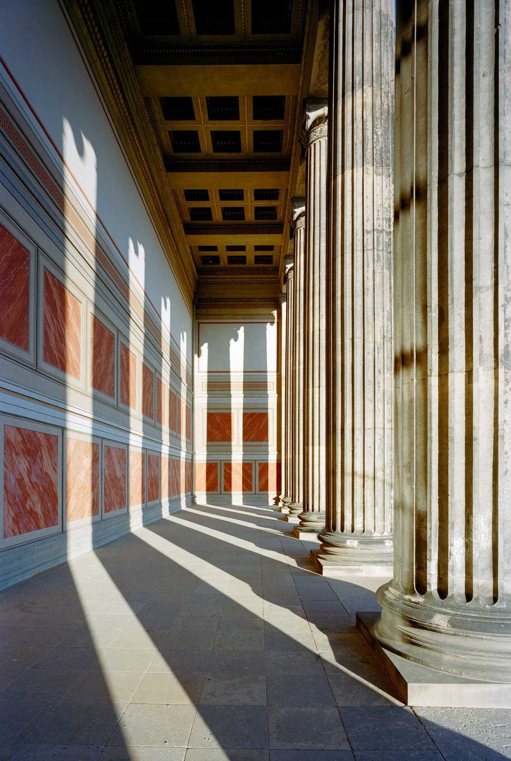 Säulenhalle des Alten Museums