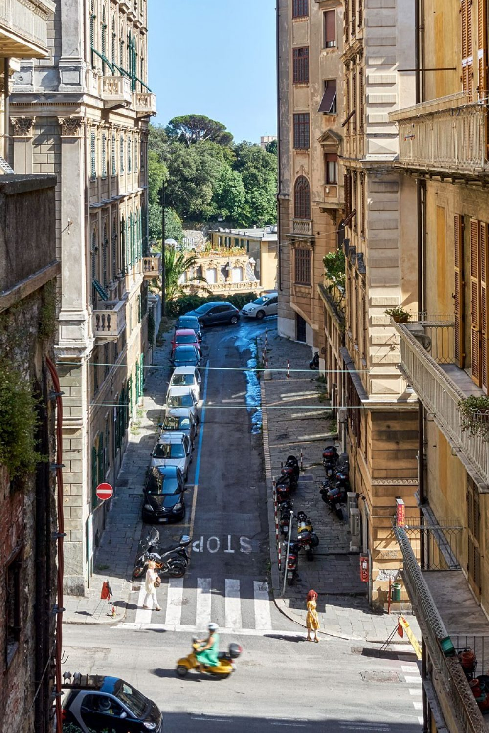 Via Assarotti, Genua