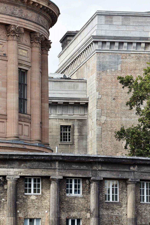 Alte Nationalgalerie und Pergamonmuseum