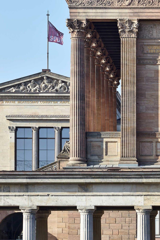 Neues Museum und Alte Nationalgalerie