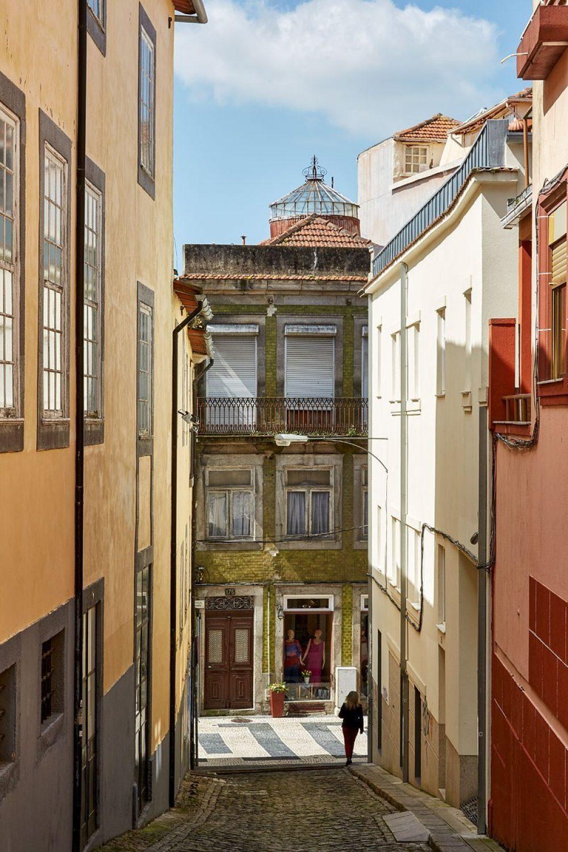 Rua de Cedofeita, Porto