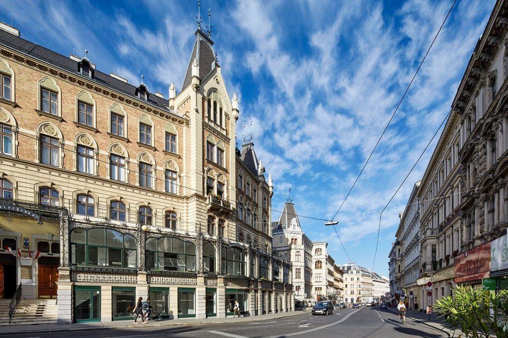 Margaretenhof, Wien
