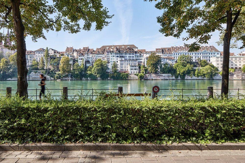Oberer Rheinweg, Basel