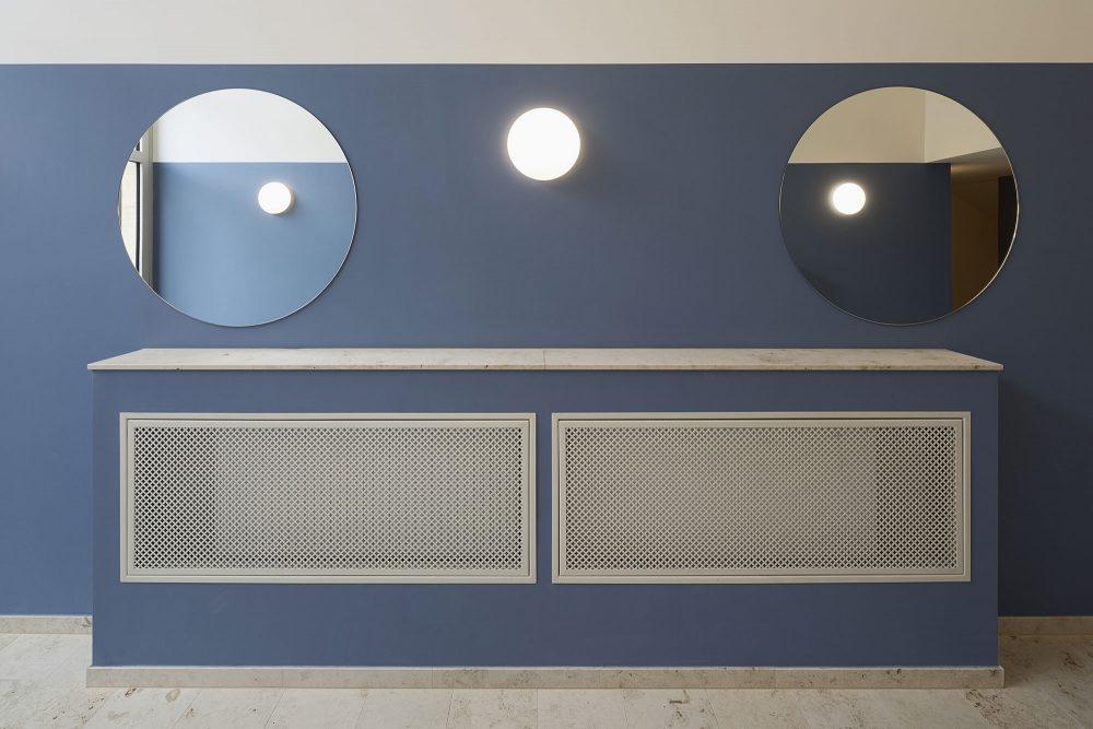 Wohnbebauung Beuth-Höfe Berlin  Auftraggeber: Oda Pälmke