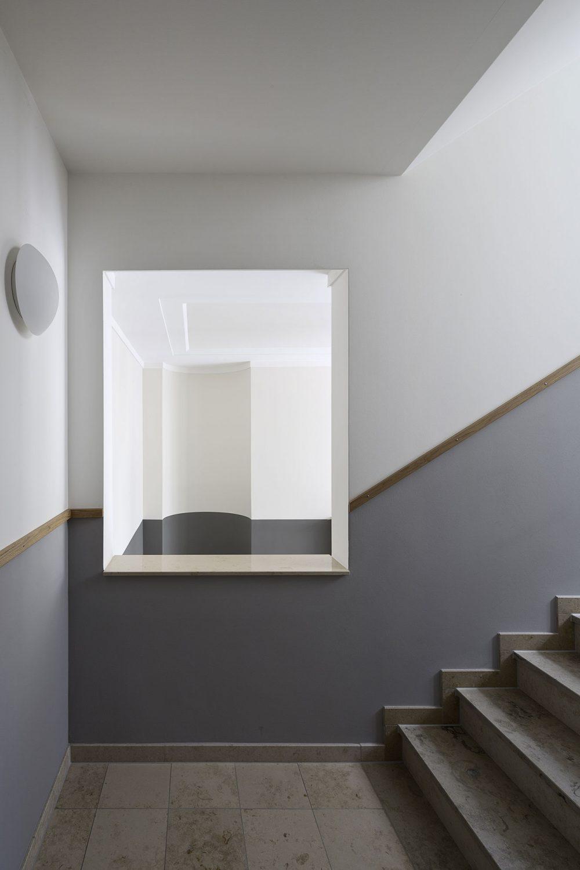 Wohnbebauung Beuth-Höfe Berlin  Auftraggeber: Nöfer Architekten
