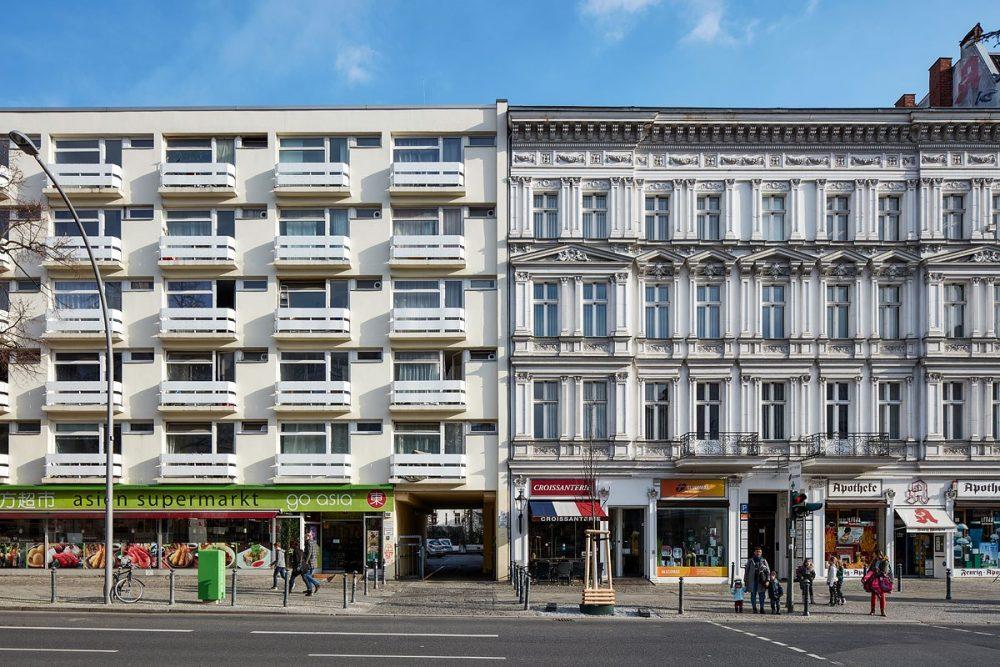 Hauptstrasse, Berlin
