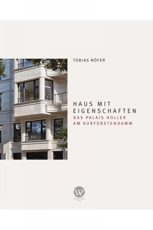 Hg. Tobias Nöfer, 208 Seiten, Fotografien von Maximilian Meisse, Wasmuth & Zohlen Verlag, ISBN   978-3-8030-0844 2