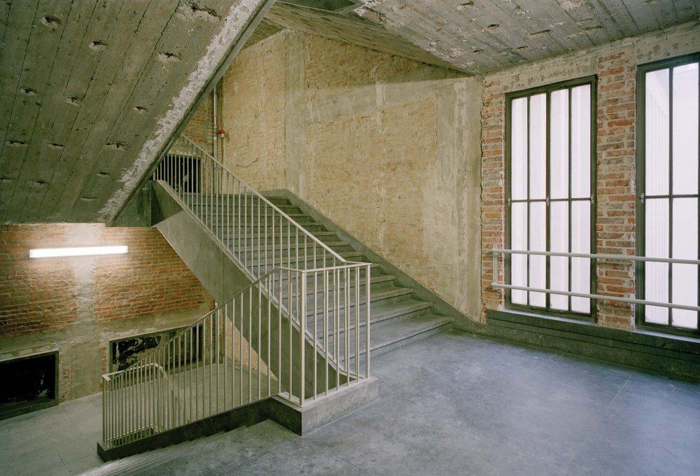Treppenhaus IV